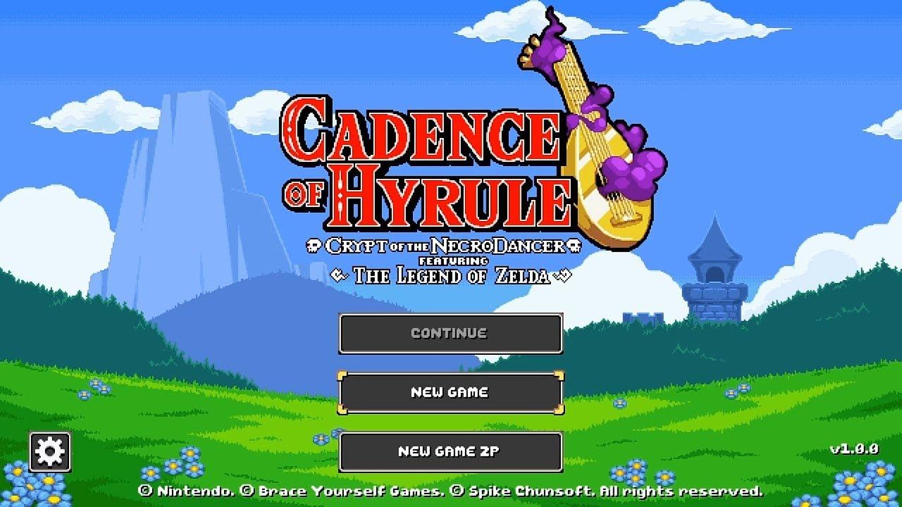 Yuzu Patreon 7 2 19 Cadence Of Hyrule Gameplay By Reznoire
