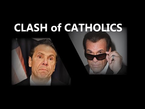 CLASH of the CATHOLICS: Davi Blasts Cuomo Abortion Act