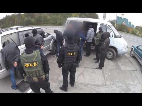 Жестокое задержание №1. Оперативная съёмка спецназа. Как работает ОМОН и ФСБ.
