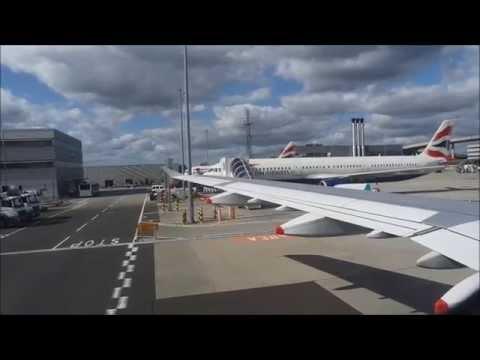 British Airways A321   London Heathrow To Moscow *Full Flight*