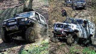 Toyota Land Cruiser vs Toyota Land Cruiser