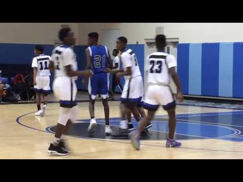 Oslo Middle School Boys Basketball Highlights vs. Palm Bay - 12/13/18 - Part 2