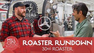 Roaster Rundown: the Mill City 30 kg