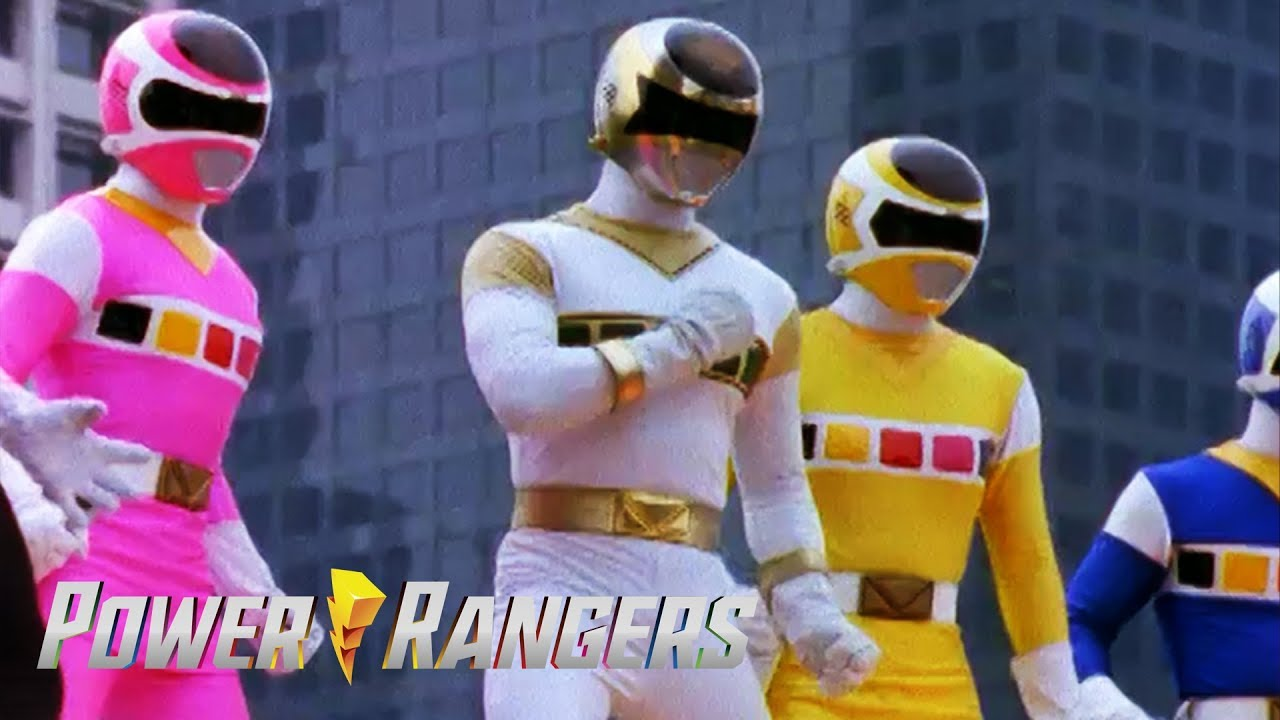 Download We are the Power Rangers | Power Rangers in Space | Throwback Thursday | Power Rangers Official