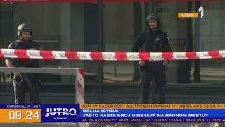 Još nije poznat motiv ubistva direktora Auto-moto saveza Srbije.