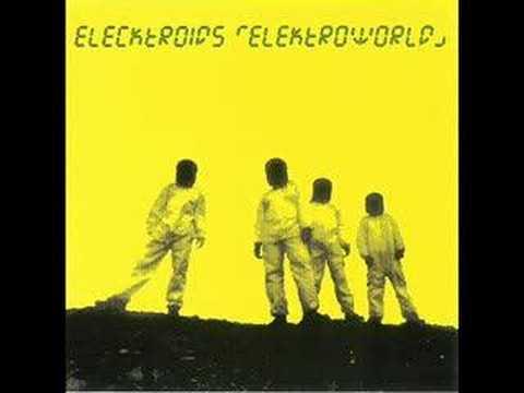 ELEKTROIDS - Future Tone