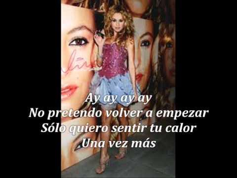 Paulina Rubio Sin Final Letra mp3