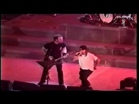Metallica - Turn the Page (w/Kid Rock) - [AUDIO SBD] - 9/01/2000 - M2K Tour