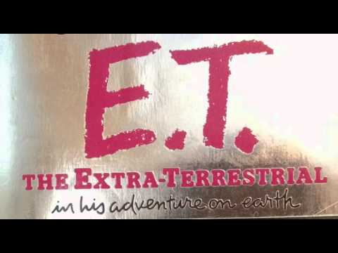 E.T. The Extra-Terrestrial novelization (unabridged audiobook)