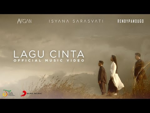 Afgan, Isyana Sarasvati, Rendy Pandugo - Lagu Cinta | Official Music Video