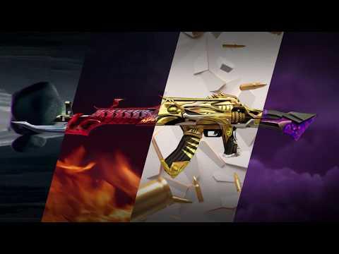 Nova Incubadora - Nova Skin da AK47