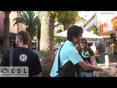 Soggiorno linguistico alla Gold Coast, Australia - YouTube