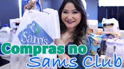 Compras no Sams Club - Com valores