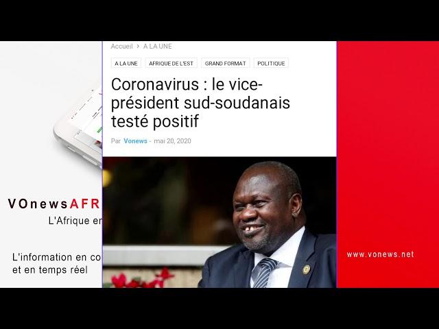 REVUE DE PRESSE 20 MAI | Coronavirus : sept journalistes équato-guinéens suspendus après un débat