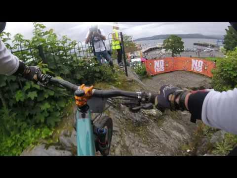 Scottish Enduro Series 2017, Dunoon Prologue/Stage 1
