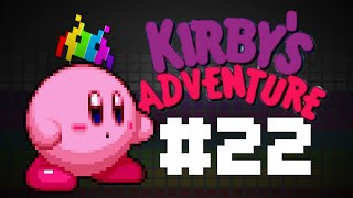 Kirby's Adventure - Penguin King? - Let's Play NES! Part 22