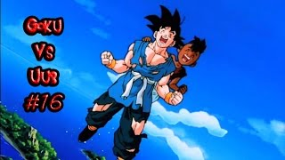 Dragon Ball Z Devolution - Goku Vs Uub #16