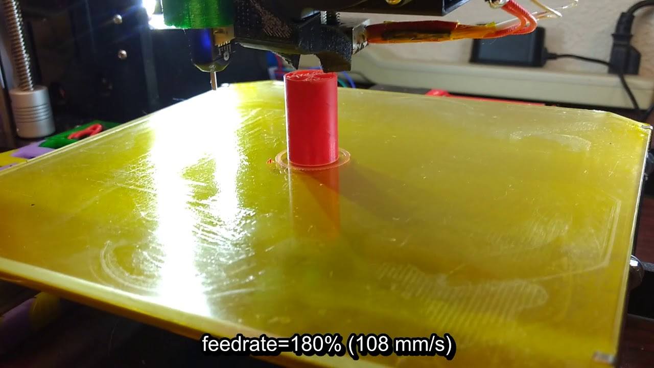 3D printer hot-rodding: Klipper vs  Marlin | Scott's Blog