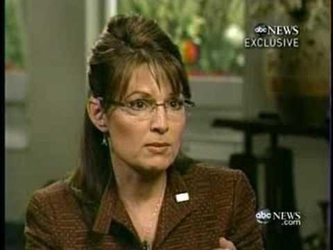 Sarah Palin on Russia