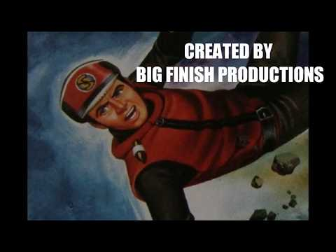 Captain Scarlet ~ Spectrum Files End Title Sequence ~ TV Series Style!