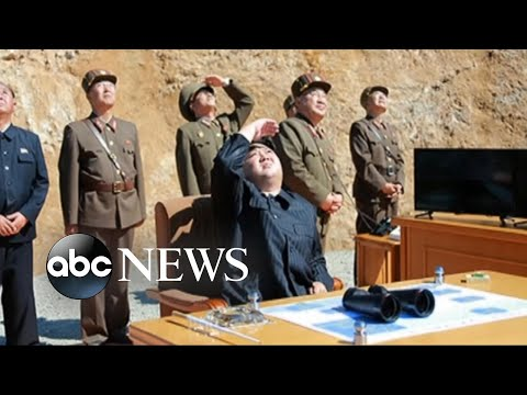 Thumbnail: North Korea launches first successful intercontinental ballistic missile test