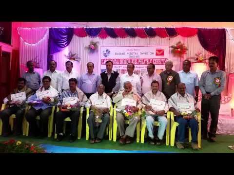 Philately Exhibition of Mr Sayed Nooruddin Bellary Aug 2014 (8)