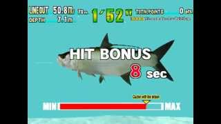 Sega Marine Fishing - Shallow