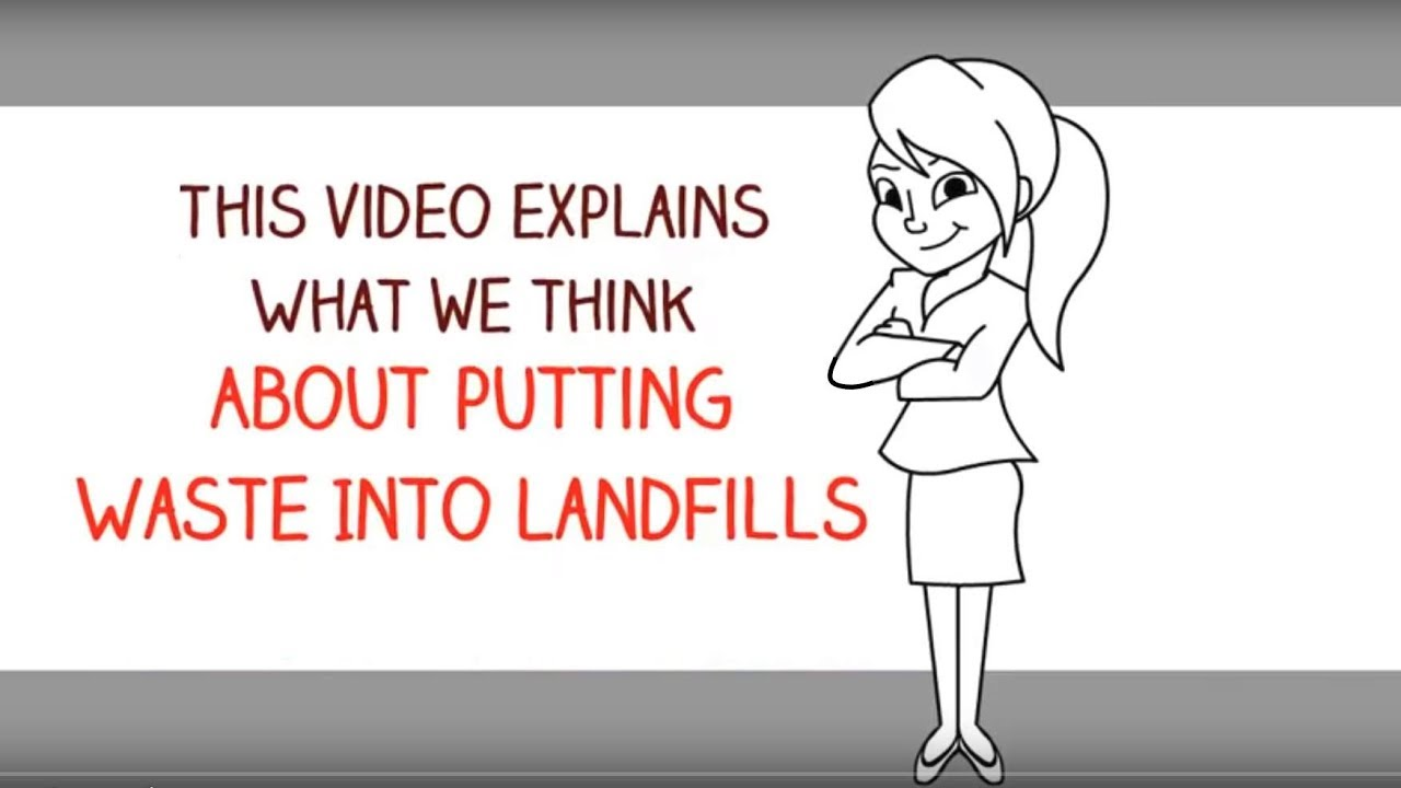 Landfill Sites Our Opinion Video 2 Of 4 The Good And The Bad