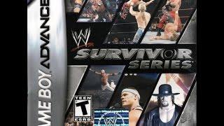 WWE Survivor Series (Nintendo Game Boy Advance) - Royal Rumble