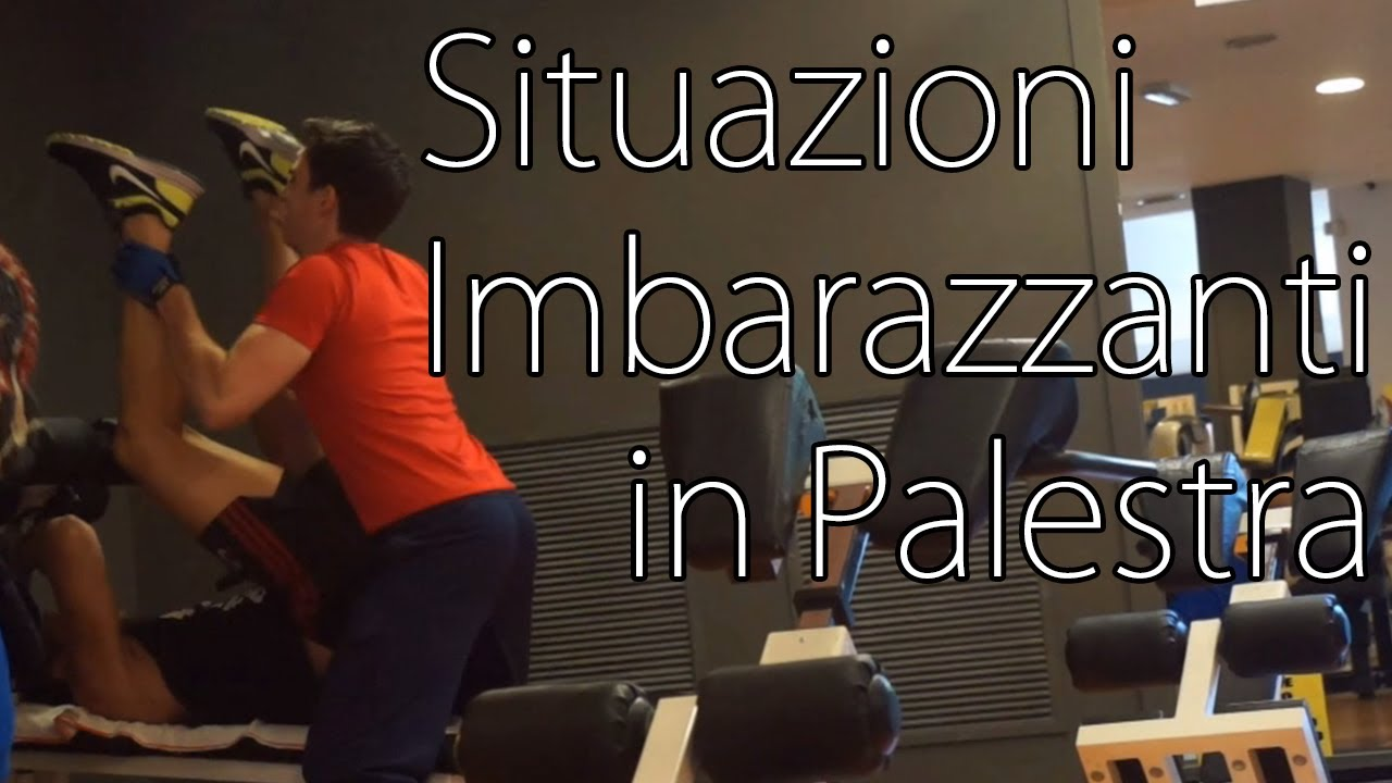 Super Situazioni Imbarazzanti in Palestra - feat Maurizio Merluzzo  AT68
