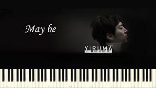 Yiruma May Be Piano Tutorial