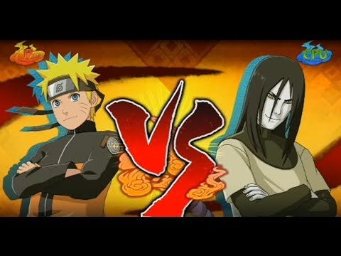 naruto vs orochimaru Videos De Viajes