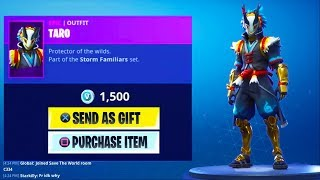 *NEW* Fortnite GIFTING SYSTEM INFO LEAKED! (Release Date, How to Gift Skins, & MORE!)