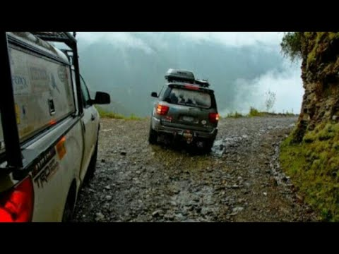 The Most Dangerous Journey  On Karakorum Highway. Astore To Gilgit