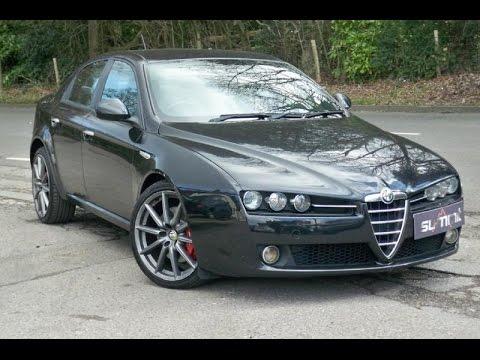 2009 Alfa 159 Limited Edition Youtube