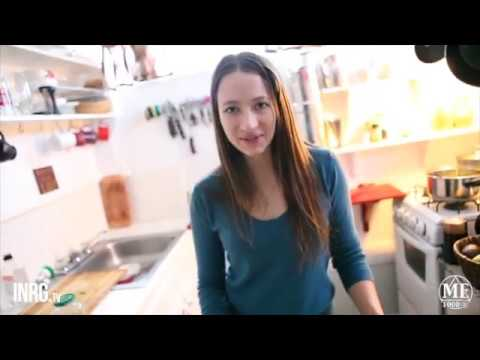 INRG TV   MEFood Cellabroccion Soup Preparation with Lisa Ralston 540p