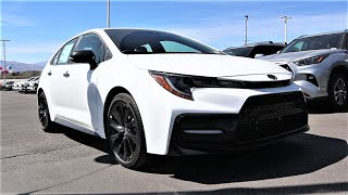 2021 Toyota Corolla Nightshade: Finally Better Than A Honda Civic???
