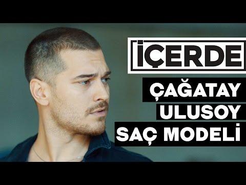 Çağatay Ulusoy 2016 İçerde Dizisi Saç...
