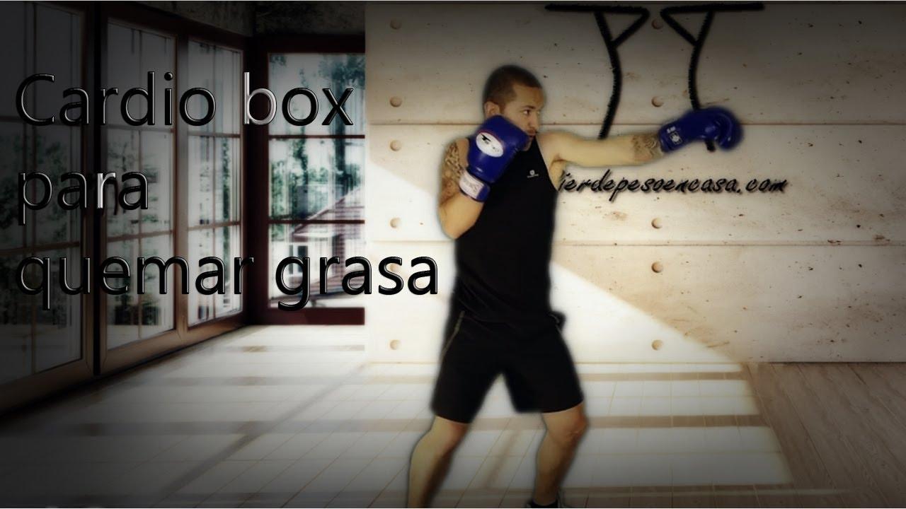 perder peso con boxeo
