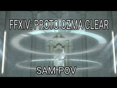 Repeat FFXIV BA   Proto Ozma (RDM PoV) (Baldesion arsenal) by Andrew