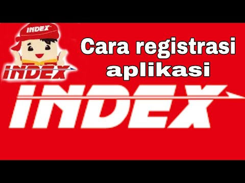 Cara registrasi aplikasi index//aplikasi pengiriman uang ke indonesia