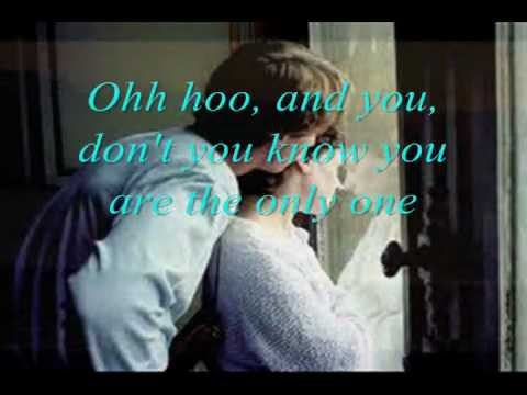 YOU ( you are the only one  ) - Albert West w/lyrics