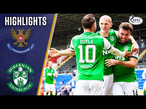 St. Johnstone Hibernian Goals And Highlights