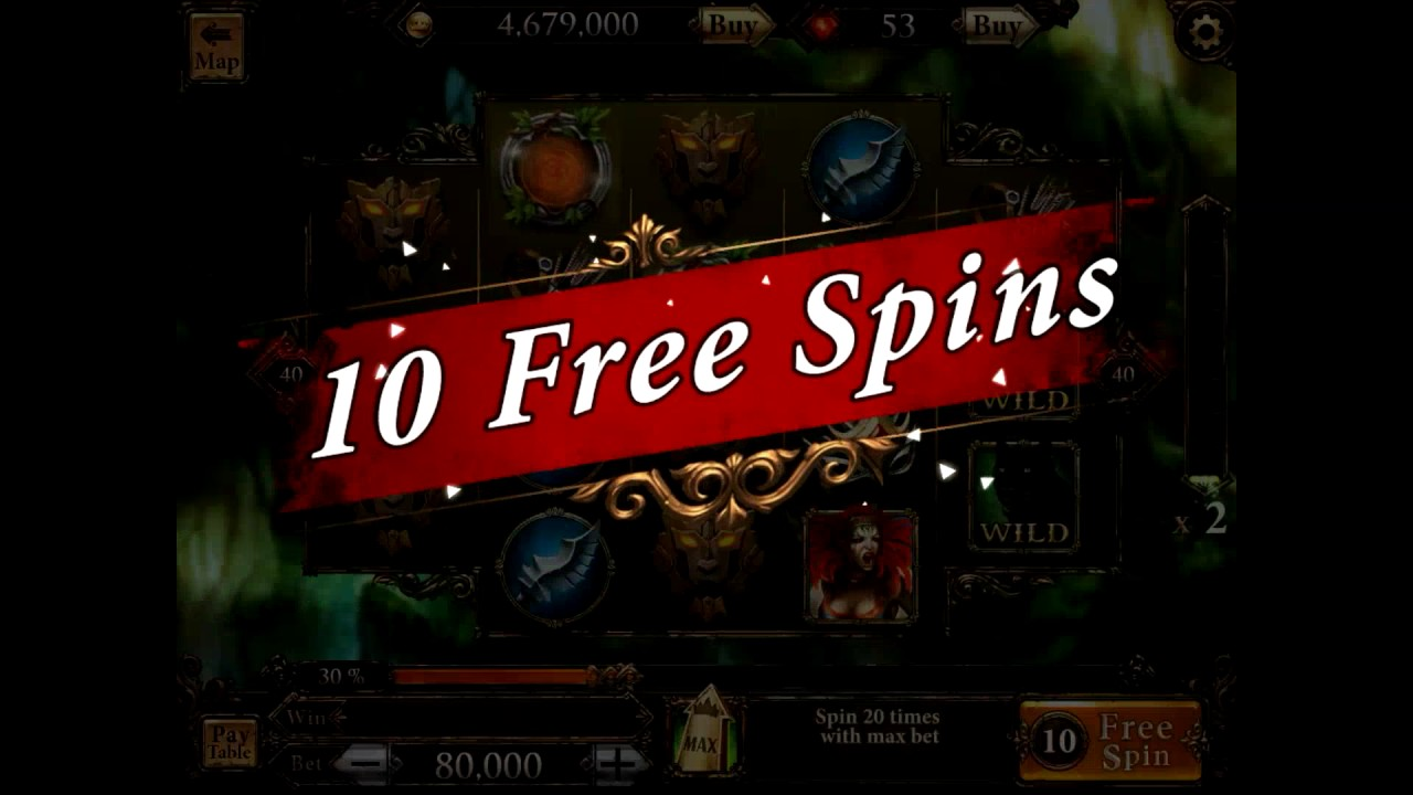 Scatter Slots Review