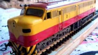 ALCO FPD7 escala HO ferrocarriles argentinos