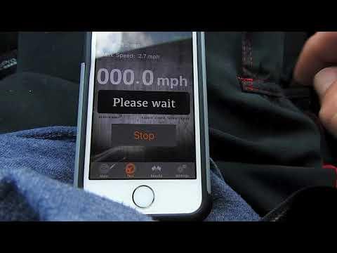 Testing A 0-60 Phone Free App