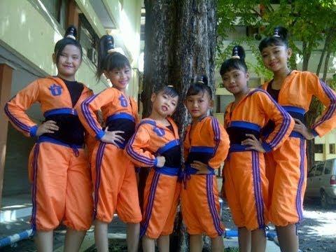 Senam Otak (Brain Gym) Dinas Pendidikan Provinsi Jawa Timur Part 3