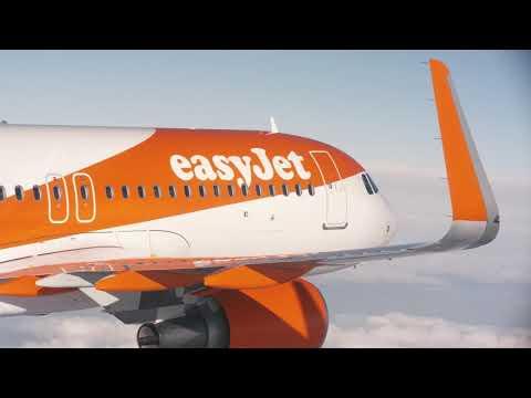 Lécole en vol easyJet #6 Lintérieur dun avion
