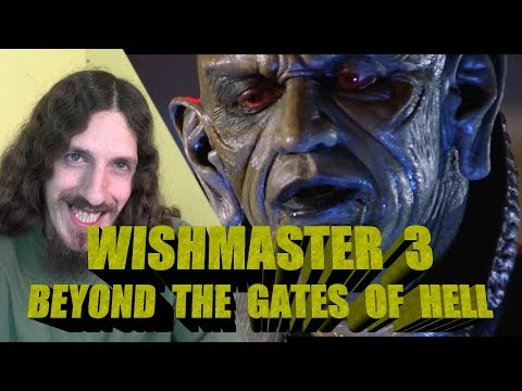 Wishmaster 3 Beyond the Gates of Hell Review