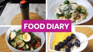 Food Diary - zdrowe posiłki na cały dzień | Codziennie Fit